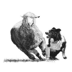 Bluegrass Classic 2017 Art Contest Winner Cheryl Harley-Volz